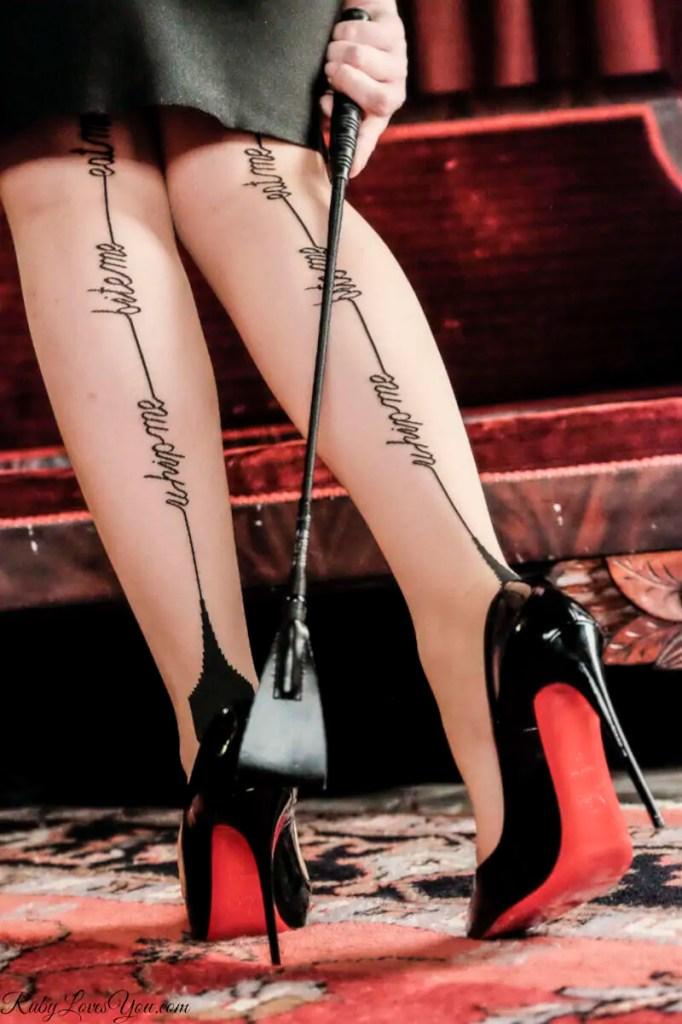 seattle heel fetish and stocking fetish