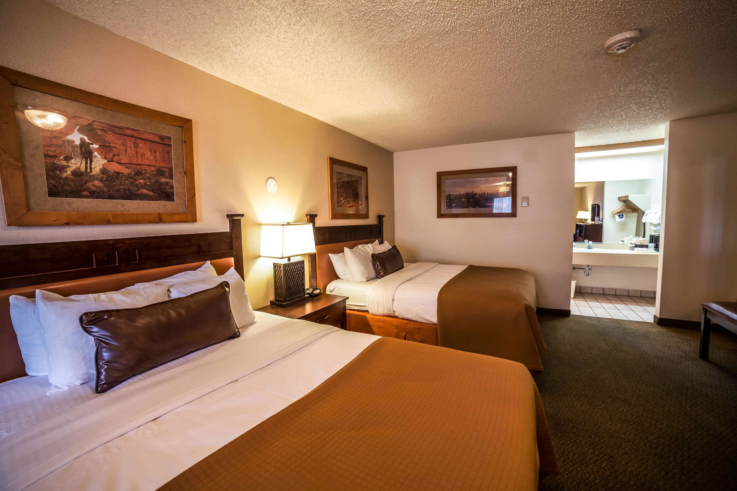 Double Queen Bryce Canyon Lodging