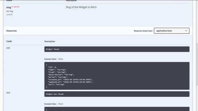 errors 202 and 400 associated with the slug
