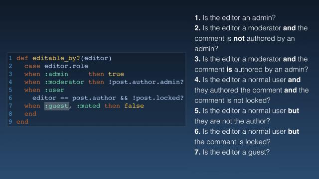 Comment annotation 7