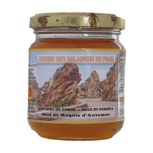 miel de piana maquis dautomne