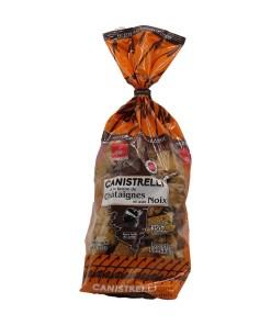 Canistrelli A la farine de Chataignes et aux Noix 350g 01