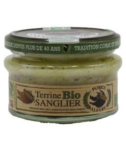 terrine bio sanglier 125g 01