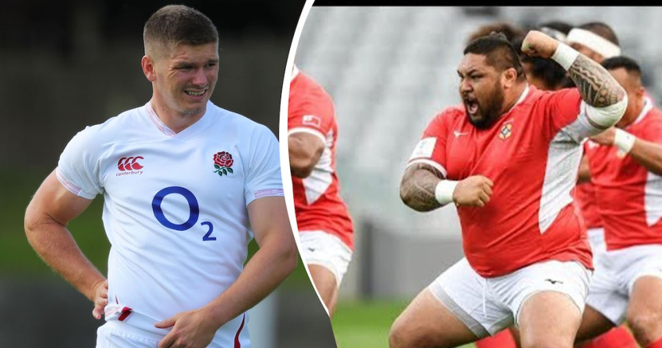England vs Tonga Rugby World Cup preview