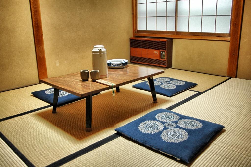 Minshuku - Takayama - Japan