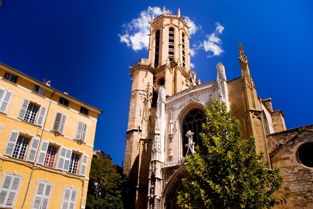 Aix-en-Provence-Frankrike