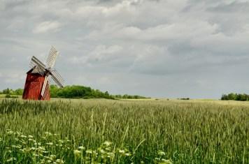Wind mill-Sweden