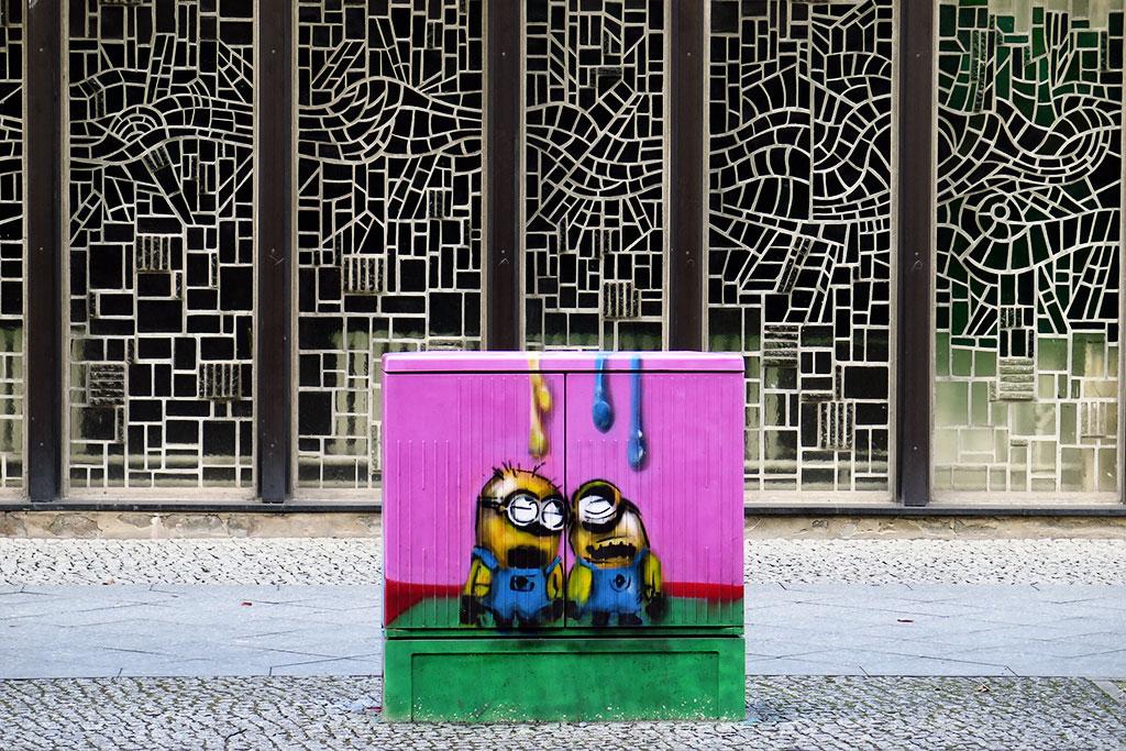 Street Art i Berlin