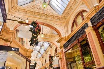 The Walk Arcade Melbourne är ett fantastiskt ställe att shoppa i