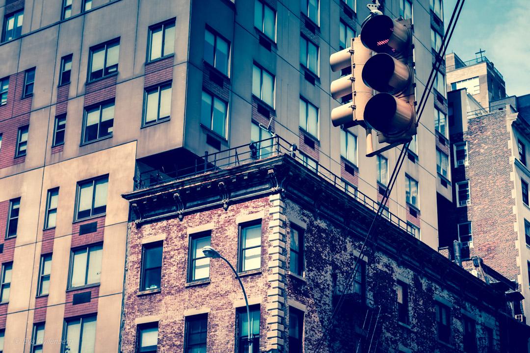 Stopp - New York