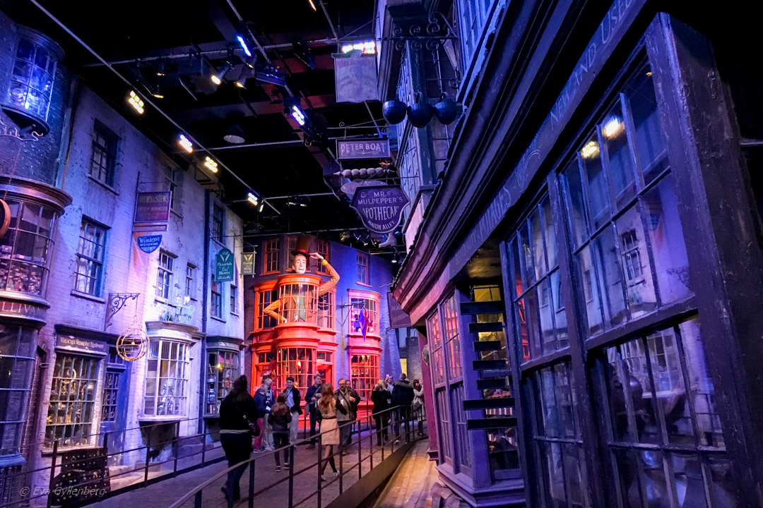 The Making of Harry Potter, London