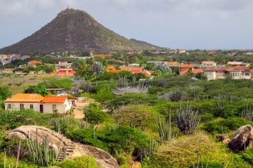 Aruba landskap