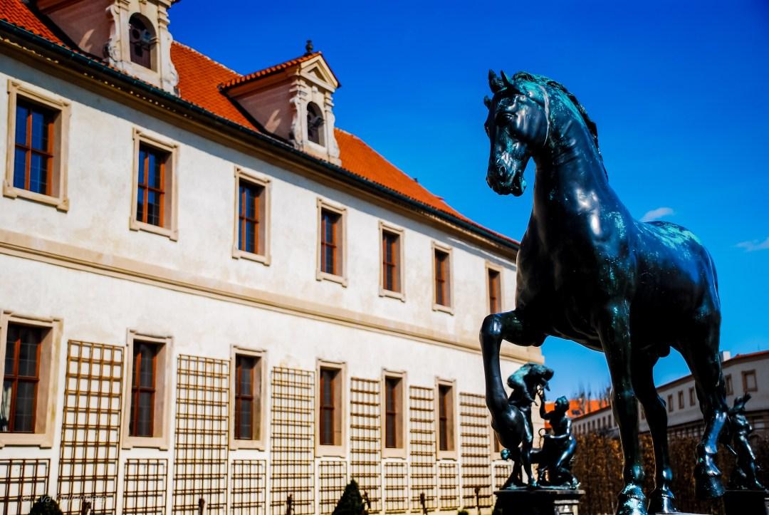 Wallenstein Palace Gardens - Prag - Tjeckien