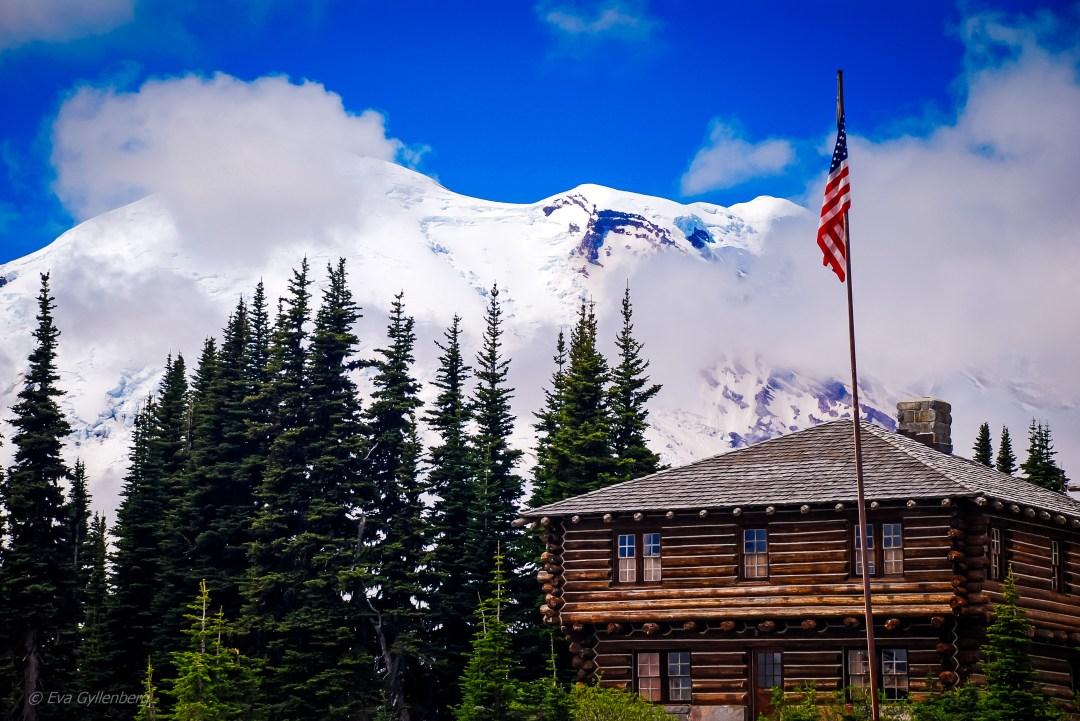 Nationalpark - Mount Rainier - Washington