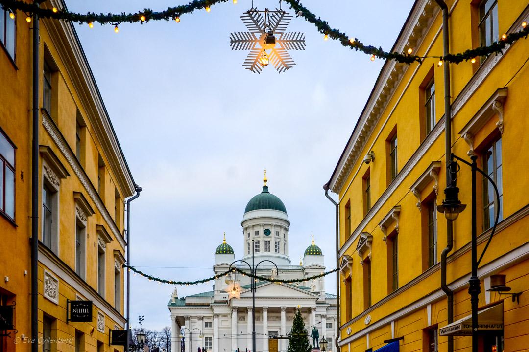 Jul i Helsingfors