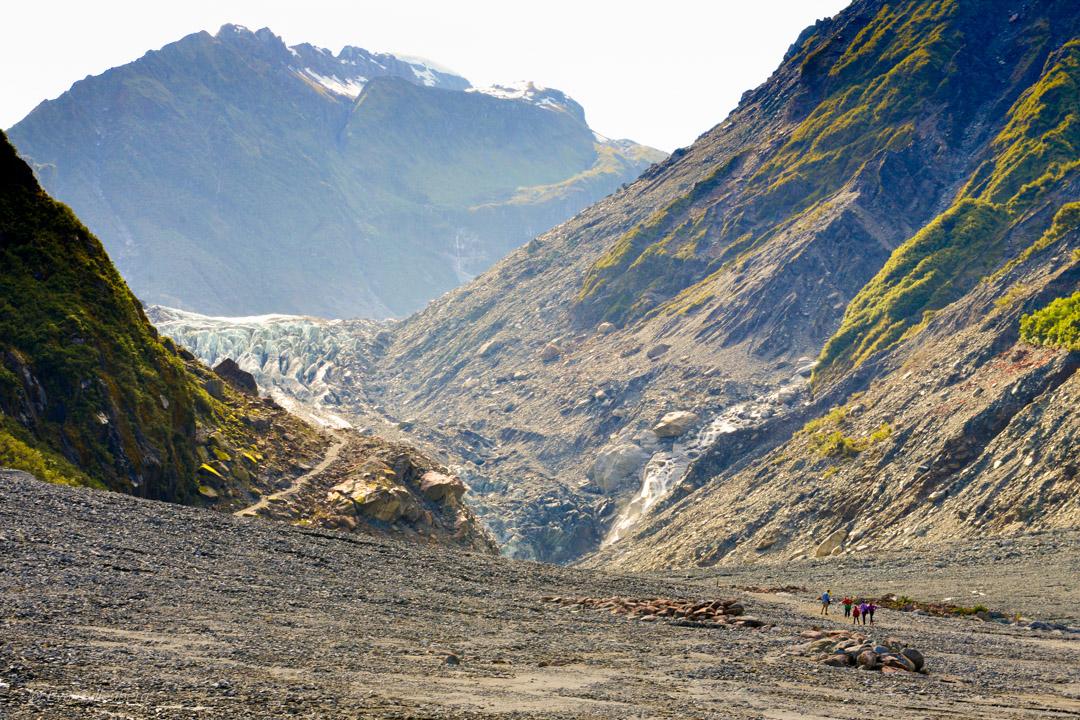 Fox Franz Josef Glacier - Westland Tai Poutini National Park