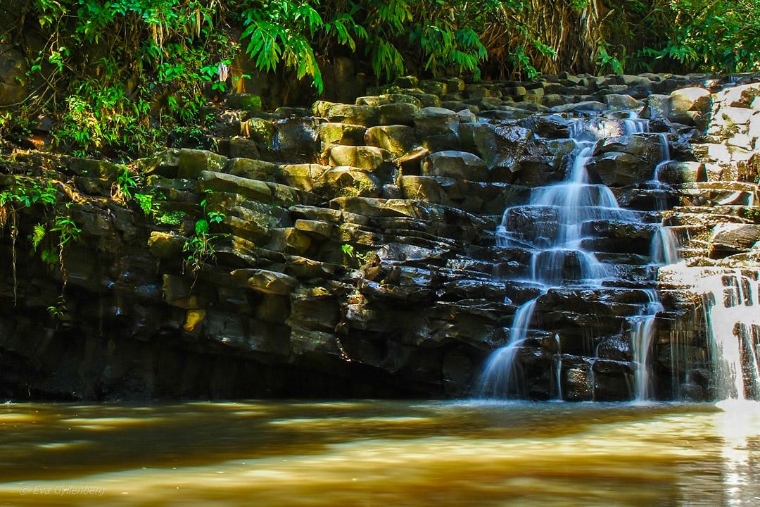 Twin falls - Road-to-Hana-Maui-Hawaii