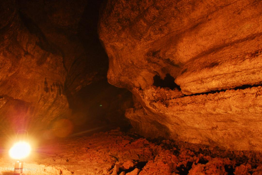 Mount St Helens - Ape Cave