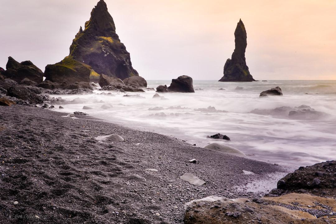 Södra Island - Reseguide till sevärdheter mellan Reykjavik och Vik