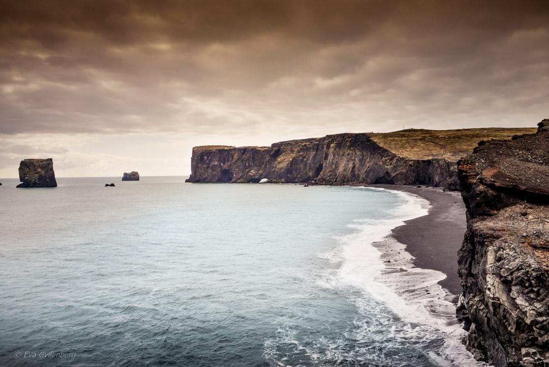 Island - Dyrholaey - Dagsutflykt från Reykjavik till Vik
