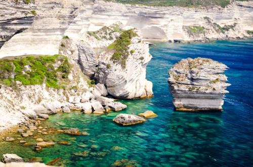 Korsika - Bonifacio
