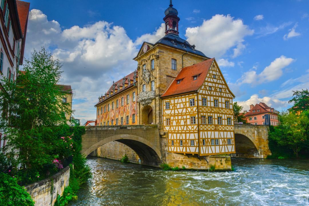 Bamberg - staden våra hjärtan klappar lite extra för
