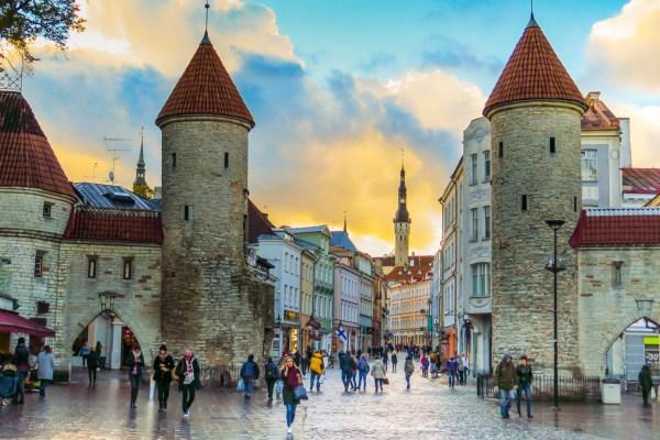 Viruporten - Tallinn