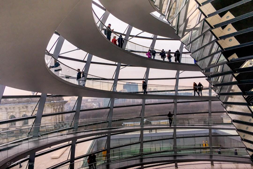 Berlin - Riksdagshuset