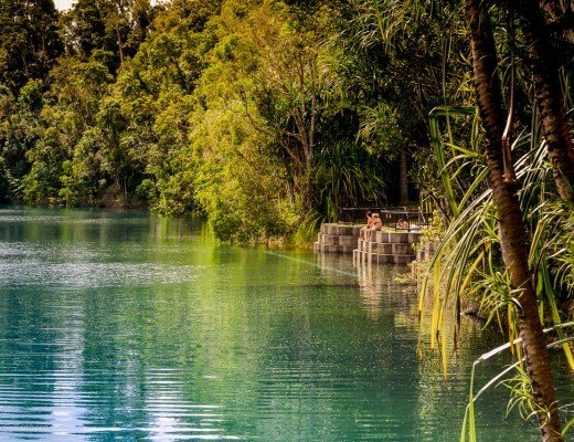 Lake Eacham - Crater Lakes Queensland