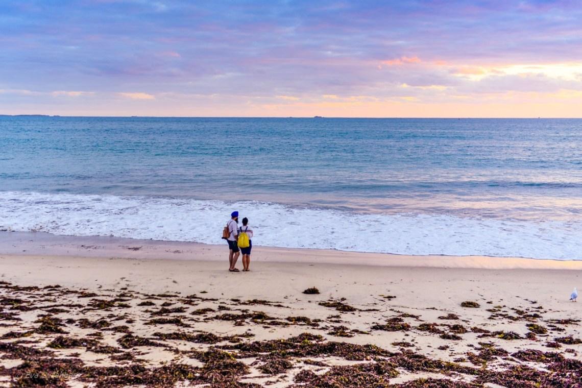 Fremantle strand - Australien
