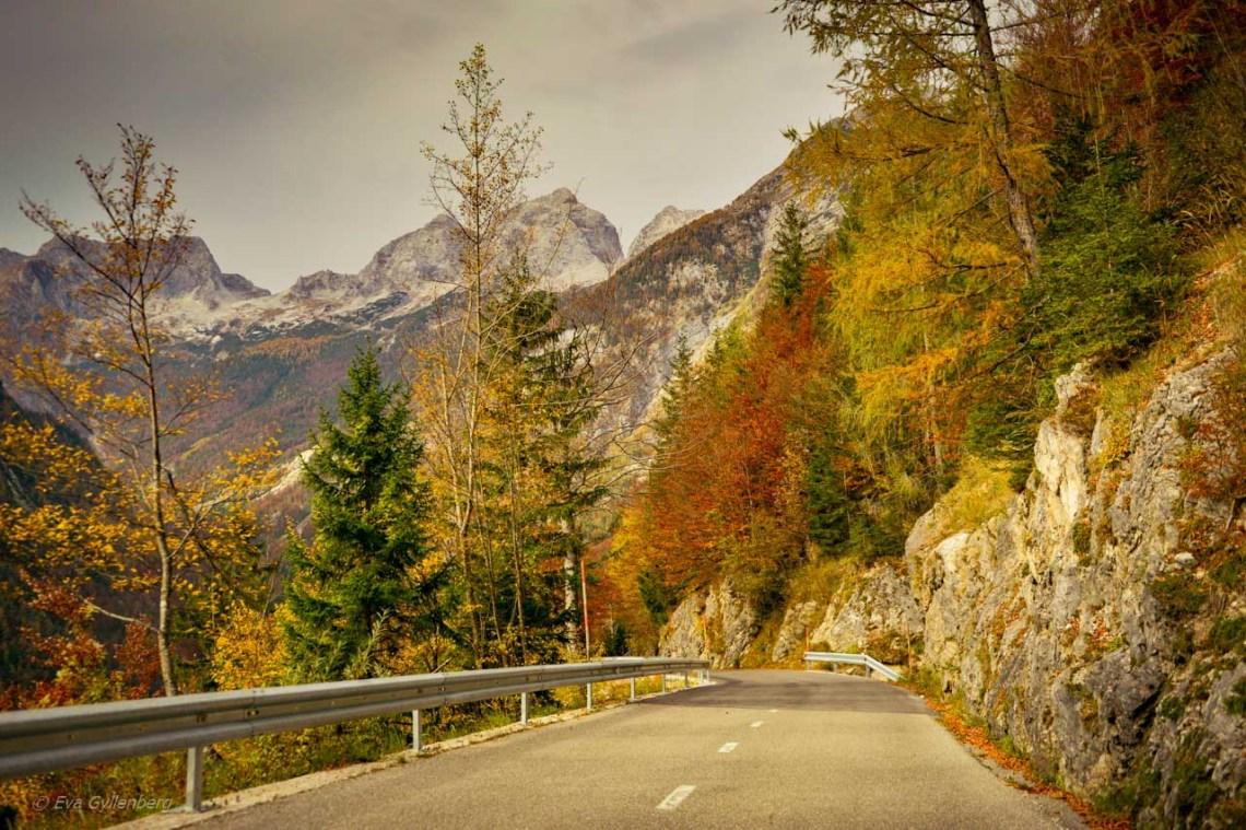 Vrsic Pass-Slovenien