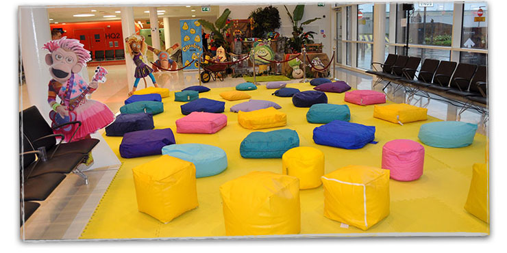 Beanbag Hire  Beanbags Cubes and Floor Cushions  rucomfy