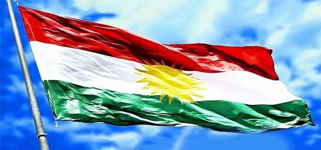kürdistan bayrağı ile ilgili görsel sonucu