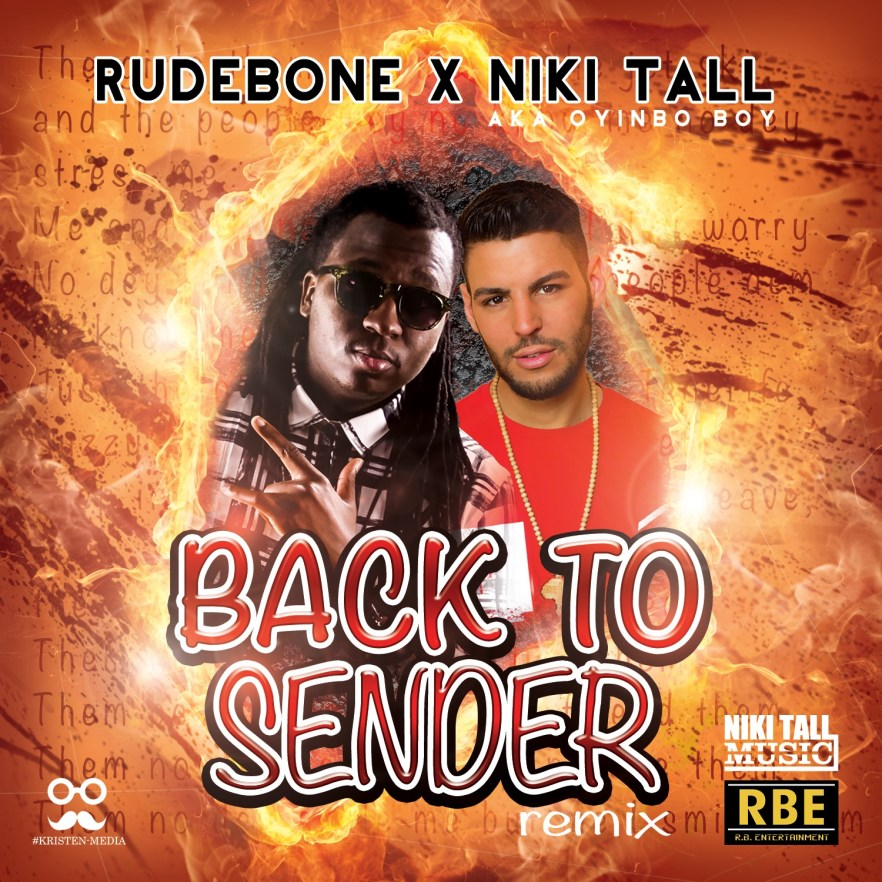 rudebone-niki-tall-back-to-sender-remix-artwork