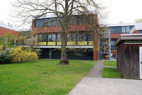 Ruderakademie Ratzeburg – Hauptgebäude von außen