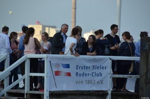 Stadtachter-Rennen zur Kieler Woche am 22. Juni 2016