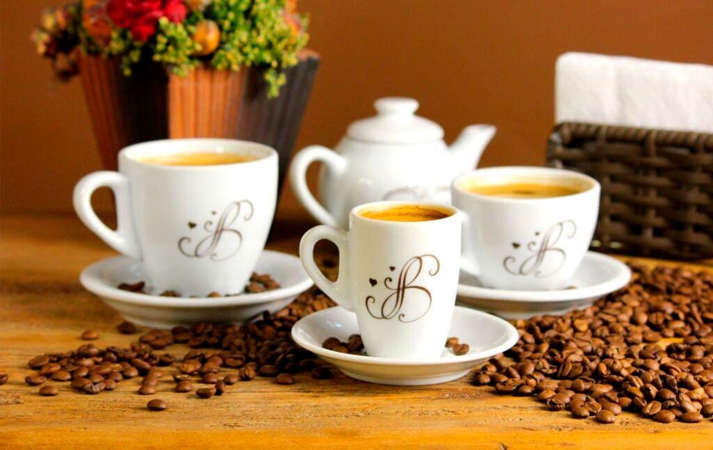 Branding Boleria Café