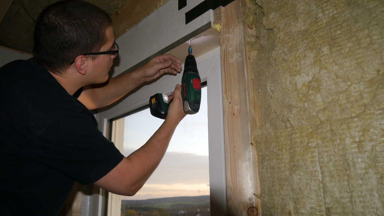 Umbau Auf Elektrische Rolladen Bei Unserem Massa-Haus, Teil 1