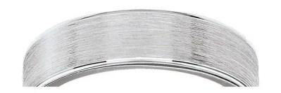 Steel White Finsih