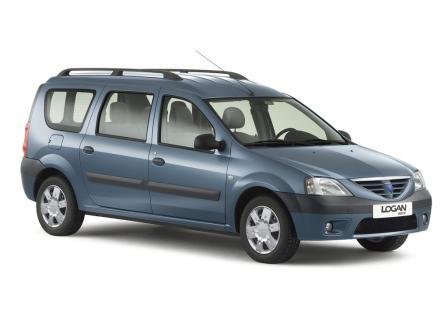 """Dacia Logan MCV """"Laureate"""" 90MPI Blue Mineral"""