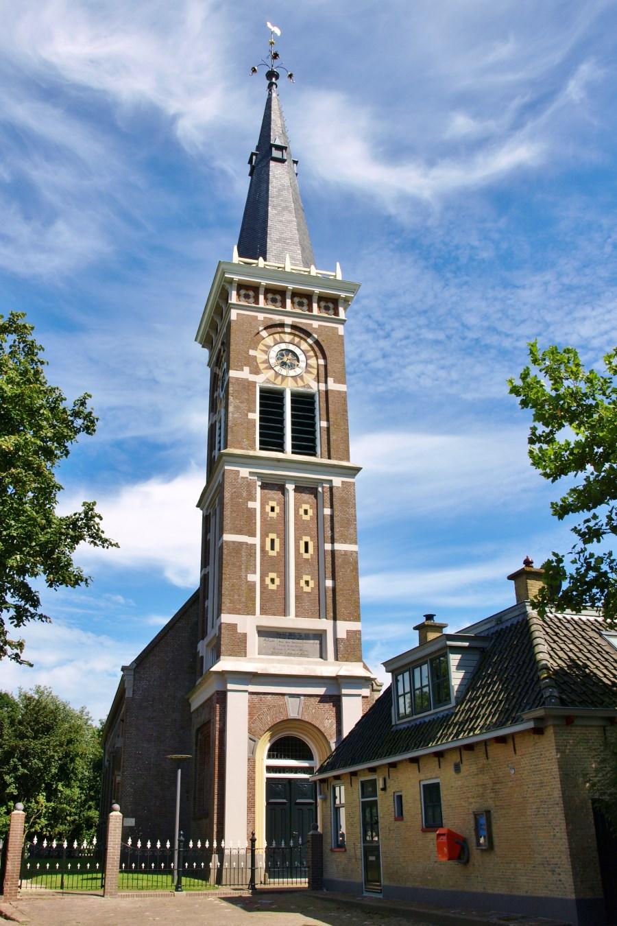 Bonifatiuskerk, Cornwerd (13e eeuw).