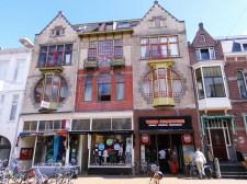 Prachtige oude winkels