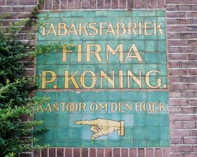 De rijke tabakshistorie in Groningen