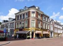Prachtige gebouwen in Leeuwarden