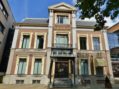 Burmaniahuis, Leeuwarden (1815)