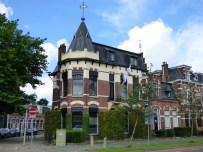 Straatzicht in Leeuwarden