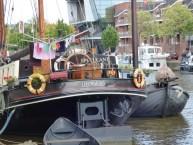 Veel prachtige schepen in Leeuwarden