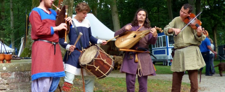 Middeleeuws Ter Apel 2017 – Reenacting (Video)