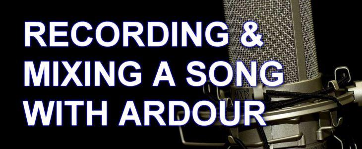 Je eigen opnamestudio thuis: home recording
