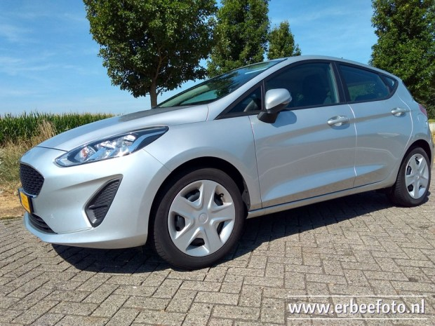Rudy's Krabbels | Ford Fiesta Review Test 01